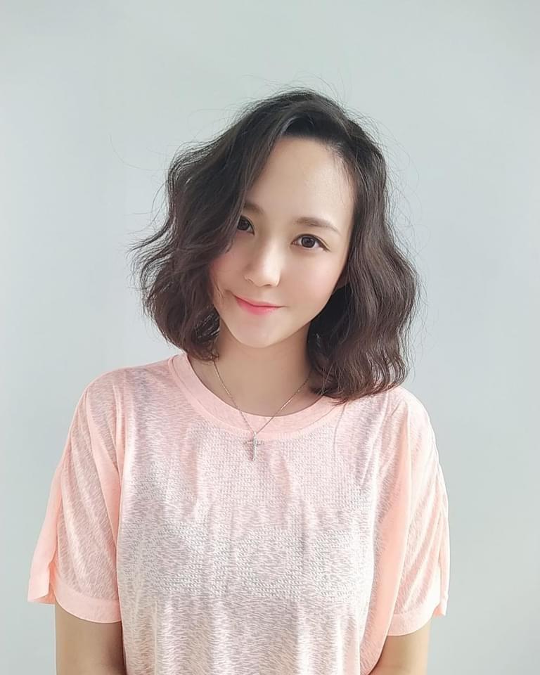 中長髮燙髮4-perm