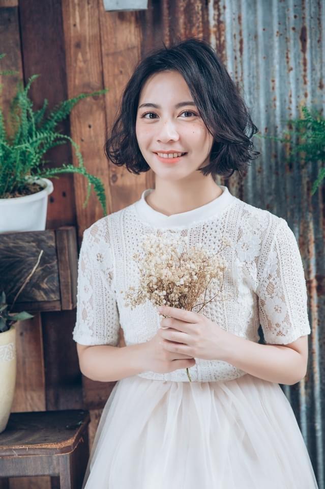 中長髮燙髮8-perm