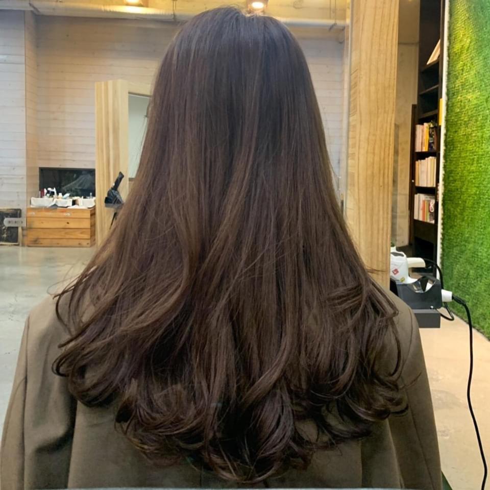 燙髮尾柔美、有型、超背殺|Color