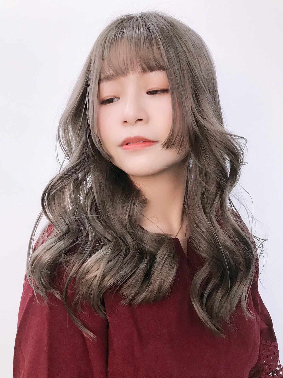 燙髮尾優點3-燙髮尾能技巧性增加髮量,確不增加厚重感