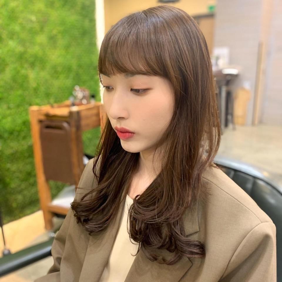 2021燙髮尾-溫柔婉約小姐姐大波浪