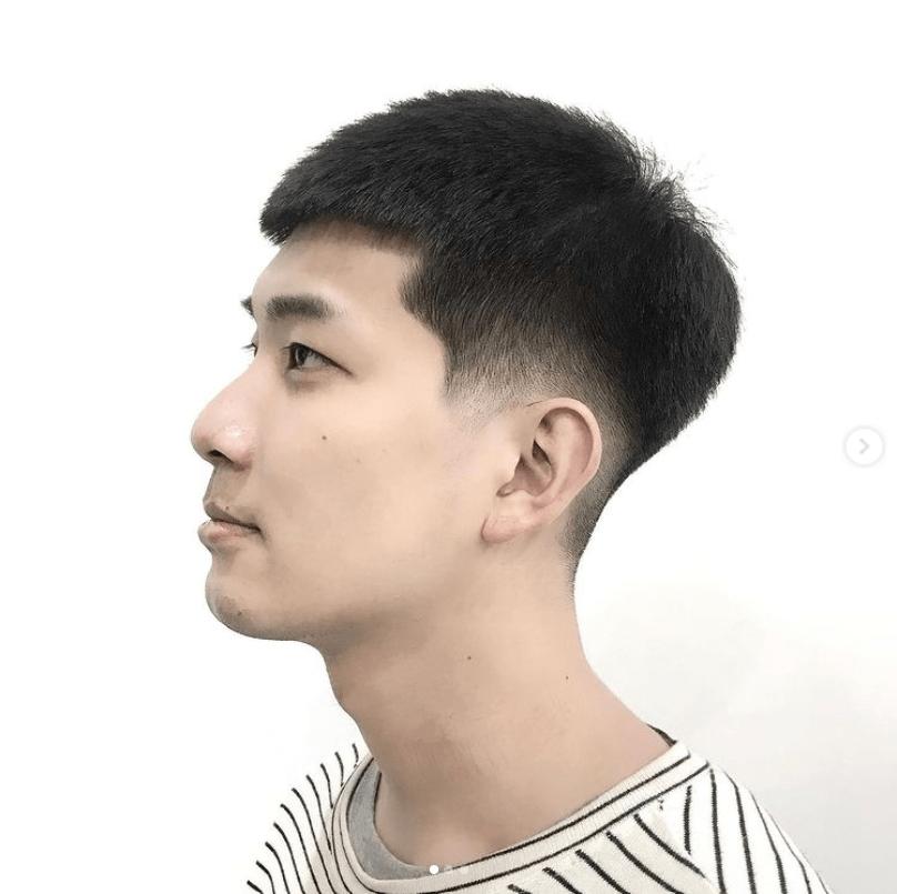 一中剪髮|男性短髮
