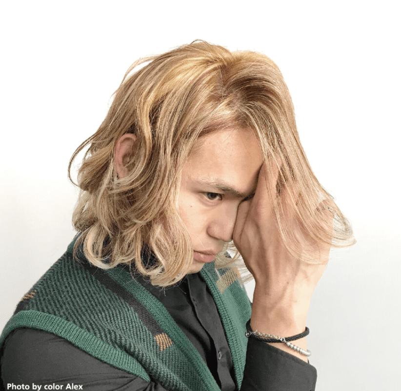 一中剪髮|男性長髮