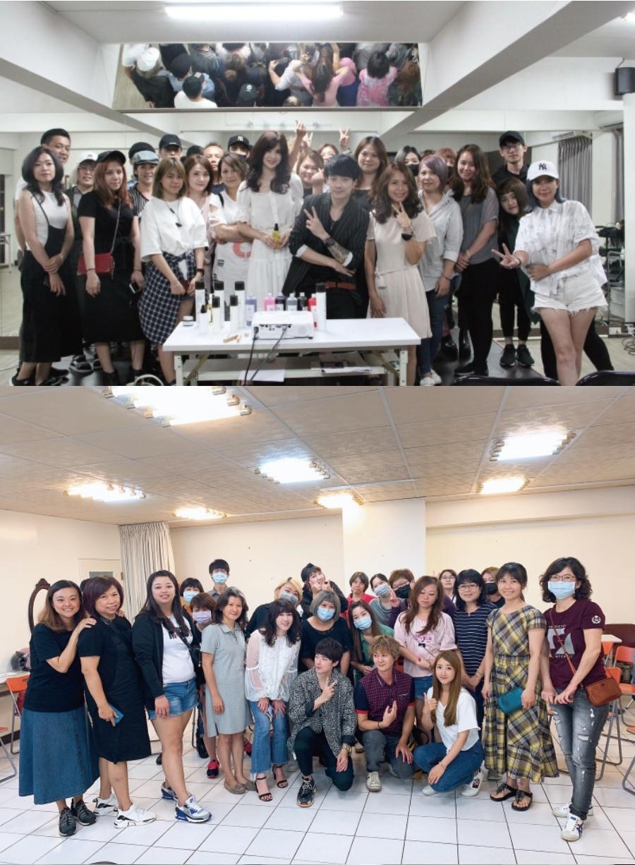 2021春夏韓式燙髮分享會