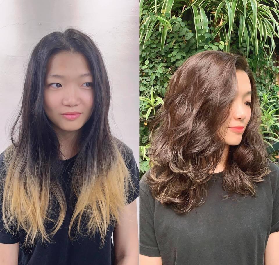 多久染髮一次1