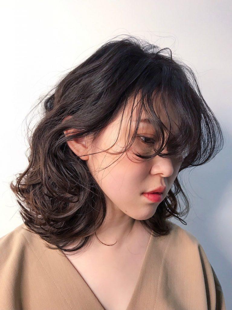 頭髮少燙髮推薦5